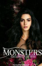 Monsters by fatauitatadelume