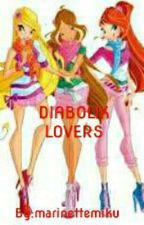 DIABOLIK LOVERS .........(Cancelada) by marinettemiku