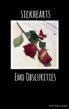 Emo Obscurities by -sickhearts