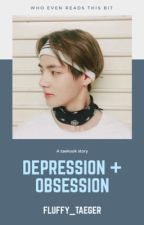 Depression + obsession | Taekook by Fluffy_Taeger