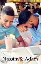 Nassim & Adam. by kipisbaex