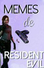 Memes de Resident Evil (2) by Letita_267