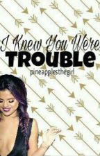 I Knew You Were Trouble by pineapplesthegirl