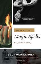Magic Spells. (από τον Κόσμο του Harry Potter) by _EltaninMalfoy_