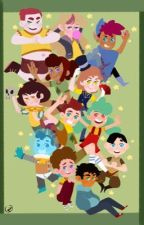 Perfect Family [camp camp reader insert] by eikers