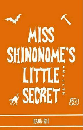 Miss Shinonome's Secret by Hana-shi