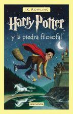 Harry Potter Y la Piedra Filosofal by Juli1529