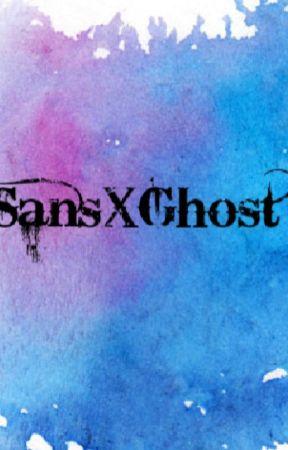 SansXGhost by Jacob_is_a_unicorn