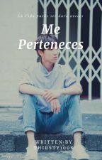 Me perteneces (The8/Minghao) [TERMINADA] by FerArmyGaymer