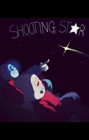 SHOOTING ST★R by MangleSpider