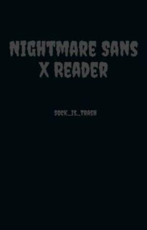 Nightmare X Reader Lemon