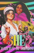 SHE by shprism