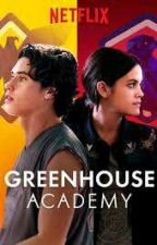 Greenhouse Academy by LeeLee_Writes