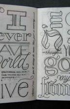 Sketch Book Ng Buhay Ko [tagalog love story] by zeydee