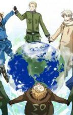 {~Hetalia World Meeting~} Roleplay by AquaTheNordic