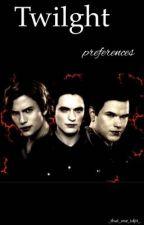 Twilight Preferences (Edward, Jasper, and Emmett) by _that_one_idjit_