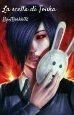Tokyo Ghoul. Un Nuovo Personaggio  by JBorkh02