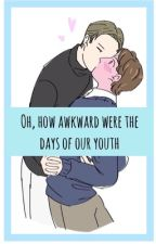 Oh, how awkward were the days of our youth || Cherik  by Amrles