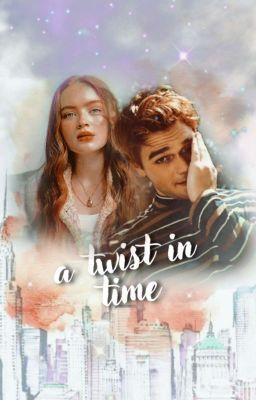 A Twist in Time ➤ ROMANOGERS [AU] - chapter eight - Wattpad