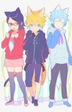 [Naruto - Boruto] Team 7 tương lai và Akatsuki (DROP) by Team_Tap_Nham
