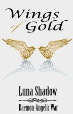 Wings of Gold by -LunaShadow