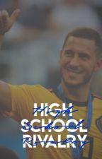 High School Rivalry ↠ Barca x R. Madrid by edenhazardous
