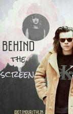 Behind The Screen   خَلف الشَاشة    H.S by itsNourStylik