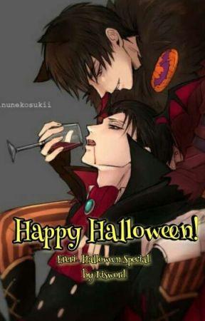 Happy Halloween! 《Ereri》 by Lisword