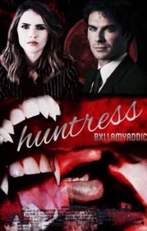 Huntress ❥ damon salvatore  by bxllamyaddic