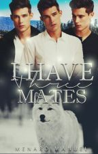 I have three Mates by menardmanuel