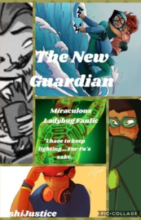 The New Guardian {A MLB Fanfic} by PikaGirl_Oshi