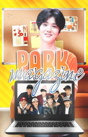Park Magazine [EXO] by Sheep88