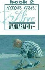 Save Me II : Alive ; Park Jimin / 박지민 by wannabaeney-