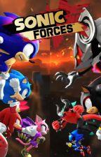 Sonic Forces: Comic by XxFriendShardxX