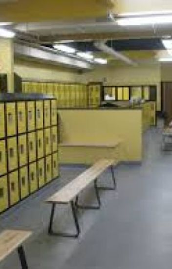 In The Boys Locker Room!