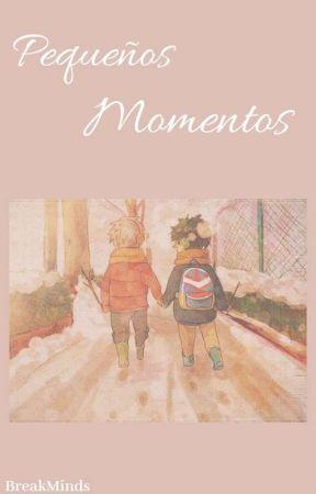 Pequeños momentos ¦Katsudeku¦ by BreakMinds