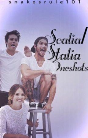 Scalia/Stalia Oneshots by snakesrule101