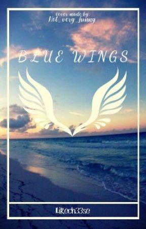 Blue Wings by Ilikech33se