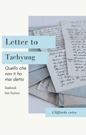 Lєttєr tσ Tαєhyung || Taekook by Cliffords_voice