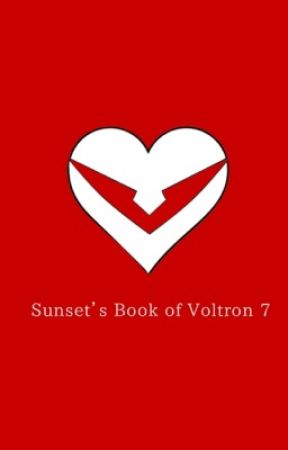 Sunset's Book of Voltron 7 by PrincessSunsetKlance