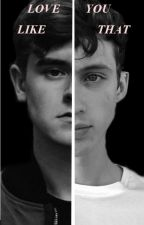 Love you like that || Tronnor by himysivan