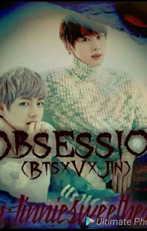 Obsession(btsxVxJin) by Jinniesweetheart1