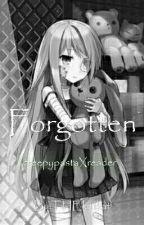Forgotten  (creepypastaXreader) by THEkittkat