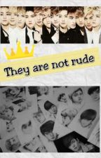 They are not rude (ExoFanFiction) [Slow Update] by NatnatED