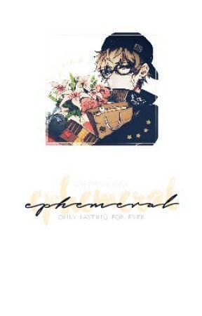 ephemeral by chimushea-