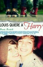 Louis quiere a Harry   Larry by mikebottoms
