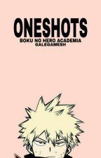 BnHA → Oneshots by galegamesh69