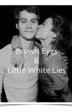 Brown Eyes & Little White Lies  // Stallison by peacelovelight