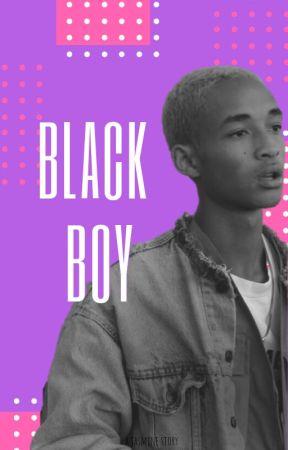 Black Boy by jasth0