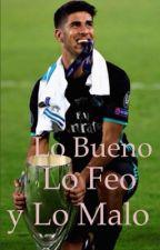 Lo bueno, lo feo y lo malo (Marco Asensio) by xmaralua